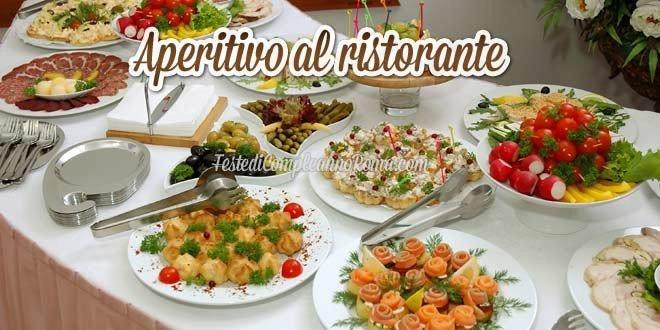 Aperitivo al Ristorante Roma per Feste di Compleanno con Cena Buffet