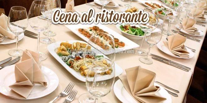 Cena al Ristorante Roma per Feste di Compleanno in Estate e Inverno