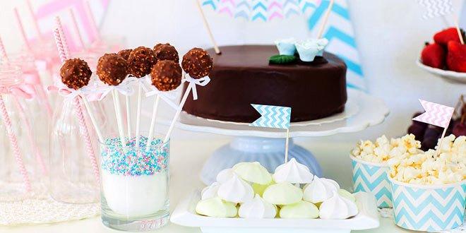 Idee per buffet di dolci alternativa alla torta di for Idee per una cena di compleanno